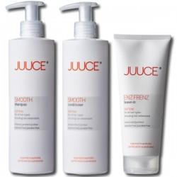 TÄGLICHE LUXUS PFLEGE Smooth shampoo + Conditioner + Enz Frenz-30