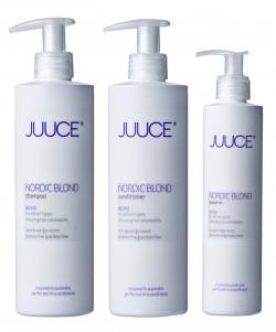 TÄGLICHE LUXUS PFLEGE FÜR BLONDES HAAR Nordic Blond Shampoo + Conditioner + Leave-in-32
