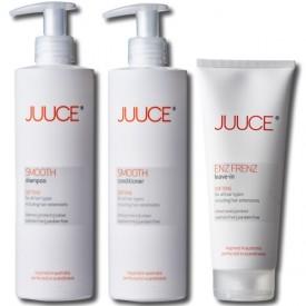 TÄGLICHE LUXUS PFLEGE Smooth shampoo + Conditioner + Enz Frenz-20